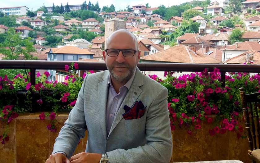 Ljupčo Janevski, direktor Agencije za promociju i podršku turizma Republike Makedonije