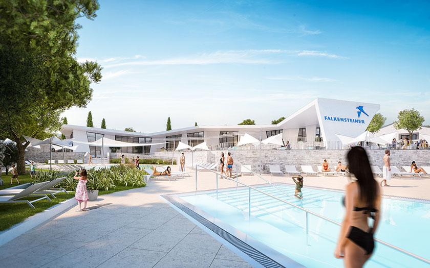 Falkensteiner Premium Kamp Zadar
