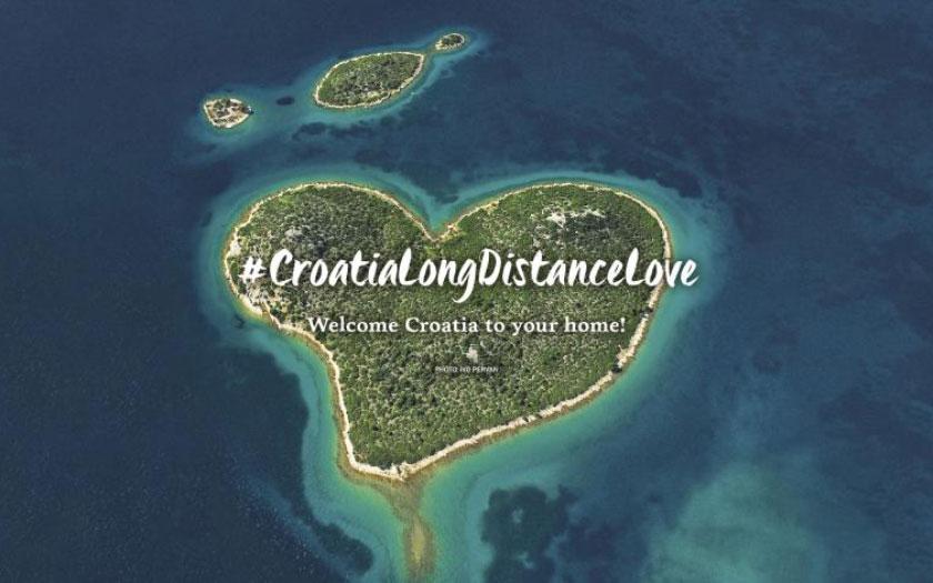 #CroatiaLongDistanceLove