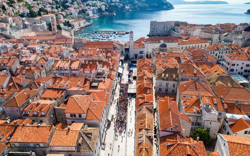 Du Motion – Runners' Days Dubrovnik
