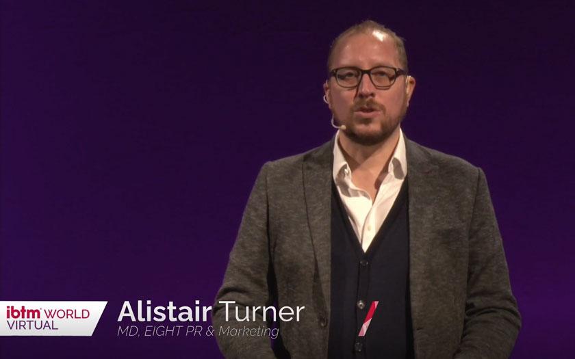 IBTM Trends Watch Report 2021, Alistair Turner