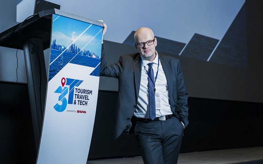 3T konferencija, Oleg Maštruko