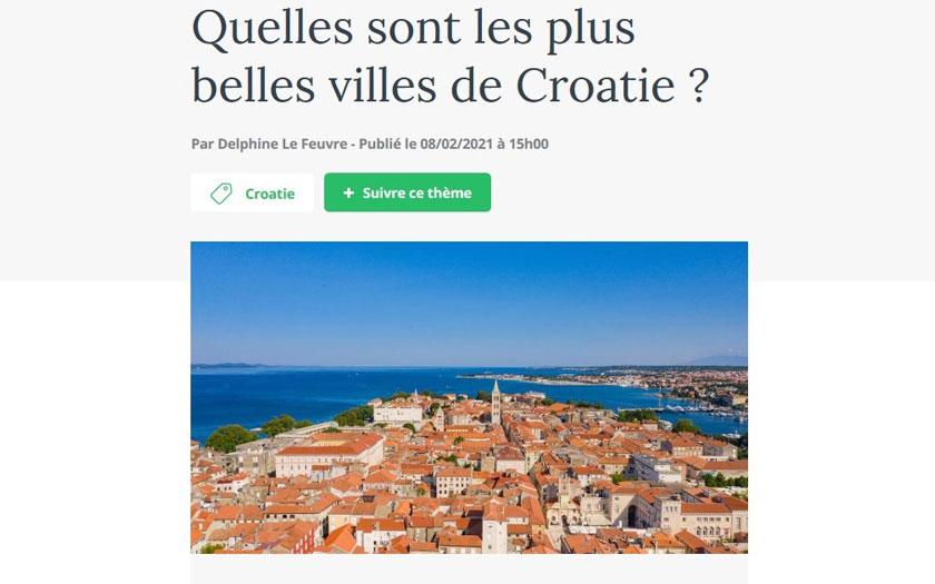 Hrvatska turistička ponuda predstavljena francuskim turističkim agentima i turoperatorima