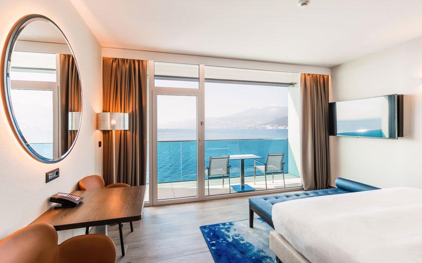 Hilton Rijeka Costabella Beach Resort & Spa