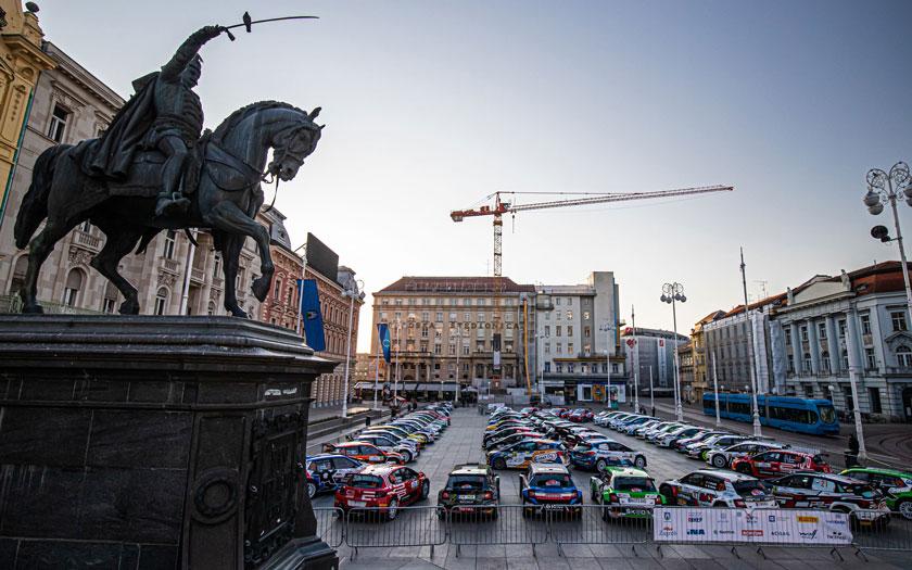 WRC 2021. - Croatia Rally