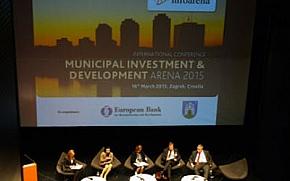 Održana konferencija Municipal Investment & Development Arena 2015