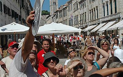 Porast broja turista u devet mjeseci i u rujnu