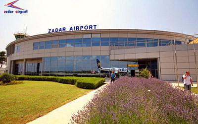 Zračna luka Zadar bilježi porast prometa od čak 31 posto