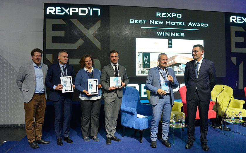 Rexpo Best New Hotel Award 2017.