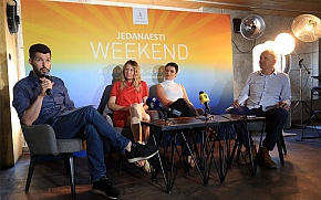 "11. Weekend Media Festival: ""Pretresamo"" sve teme bitne za industriju"