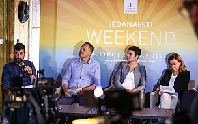 Zlatko Dalić i popularni belgijski duo 2manydjs dolaze na 11. Weekend Media Festival