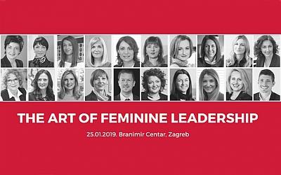 """Konferencija """"The Art of Feminine Leadership"""""""