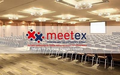 Bogat program prve hrvatske kongresne burze MEETEX - poslovni sastanci, networking, zabava