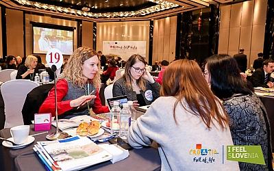 Poslovne radionice u Pekingu i Šangaju - očekuje se porast noćenja kineskih turista od 25 posto