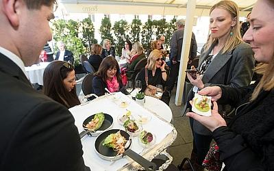 U pariškom ozračju Le Bistroa predstavljena je nova selekcija autorskih jela chefice Ane Grgić