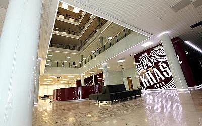 Kraš Auditorium – poslovna događanja u modernom prostoru uz miris čokolade