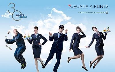 Croatia Airlines u 2018. godini smanjio gubitak za 37 posto