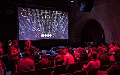 """Premijera posljednje epizode """"Igre prijestolja"""" održana u tvrđavi Revelin u Dubrovniku"""