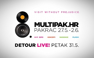 Multipak - multimedijalni event u Pakracu nikad atraktivniji