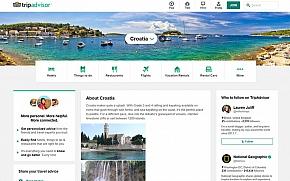 Hrvatska među zemljama s najvećim rastom popularnosti na TripAdvisoru - najtraženiji Dubrovnik i Split