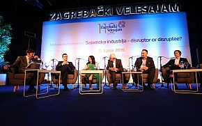 "Na Zagrebačkom velesajmu održana konferencija ""Sajamska industrija - disruptor or disruptee?"""