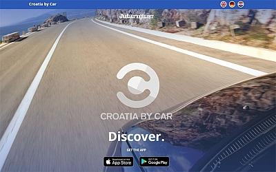 Croatia By Car – mobilna aplikacija za turističko istraživanje Hrvatske iz auta