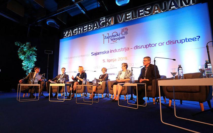 Konferencija Sajamska industrija – disruptor or disruptee