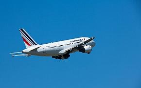 Zrakoplov kompanije Air France prvi puta u Splitu