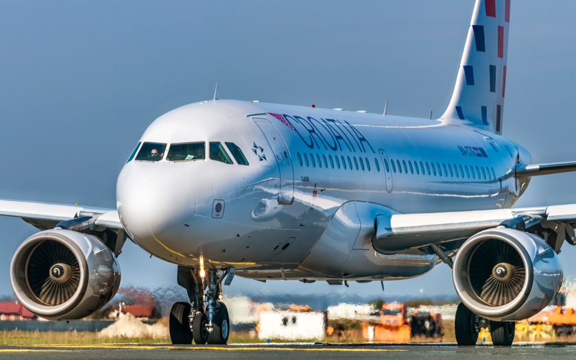 Croatia Airlines Airbus