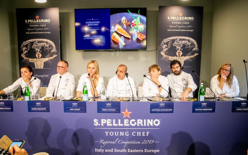 Chefica Ana Grgić u žiriju prestižnog natjecanja S.Pellegrino Young Chef u Milanu
