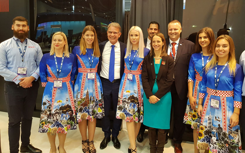 Hrvatska turistička ponuda na turističkoj burzi WTM u Londonu