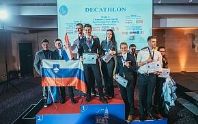 Hrvati odnijeli 10 medalja na najvećoj europskoj konferenciji škola u hotelijerstvu i turizmu