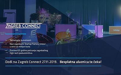 Na konferenciji Zagreb Connect upoznajte startupove budućnosti