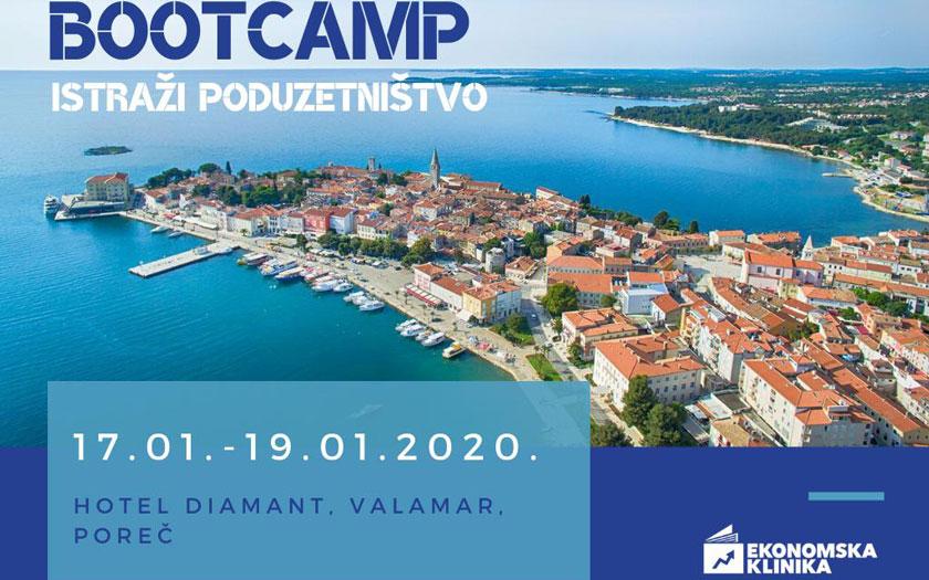 Bootcamp 'ISTRAži poduzetništvo'