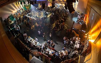 Billy Abbott s The Whisky Exchangea na 6. Whisky Fairu