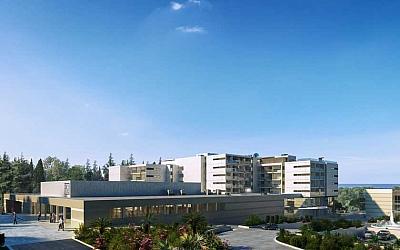 Valamar gradi najveći hotelski event centar u Istri