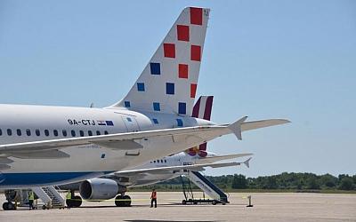 Croatia Airlines uvodi letove iz Zagreba u Sofiju i Podgoricu