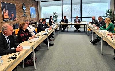 Koronavirus - održan sastanak ministra turizma s predstavnicima turističkog sektora
