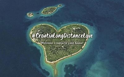 HTZ lansirao digitalnu kampanju #CroatiaLongDistanceLove