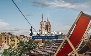 Nova kampanja TZGZ-a: #ZagrebLovesYou