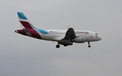 Eurowings najavljuje nove avio linije prema Hrvatskoj