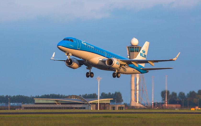 KLM zrakoplov