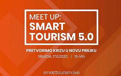 SMART TOURISM 5.0 - 2. virtualni susreti o turizmu u regiji