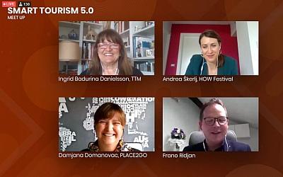 Uspješno održana druga stručna virtualna konferencija o turizmu