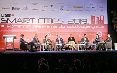 Lider u srpnju u Zagrebu organizira pet poslovnih konferencija
