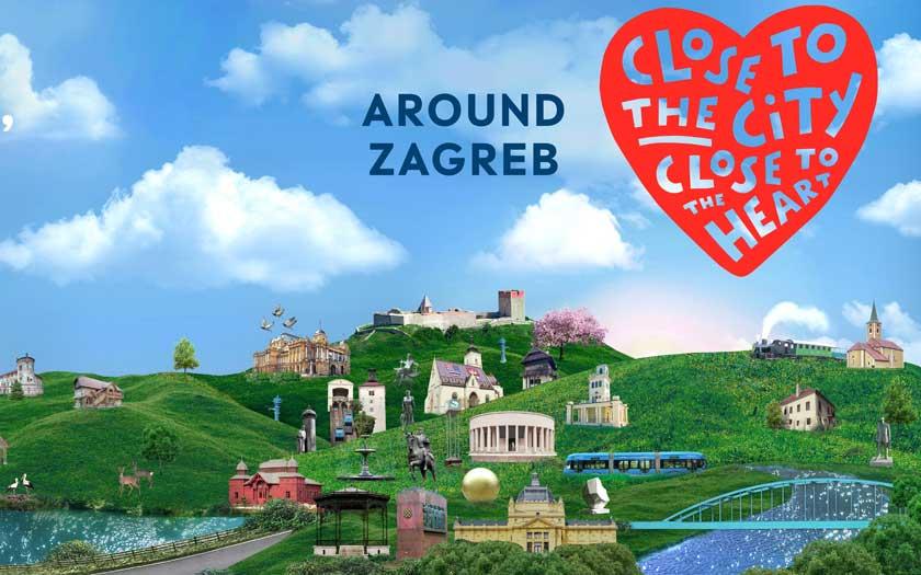 Blizu grada, blizu srca / Around Zagreb