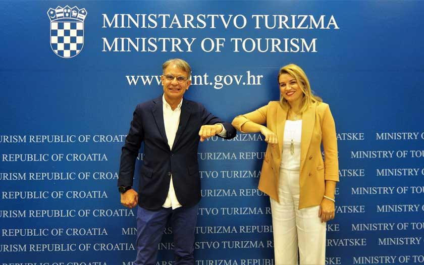 Gari Cappelli i Nikolina Brnjac