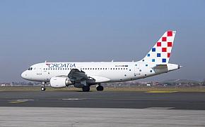 Croatia Airlines u prvih šest mjeseci prevezao gotovo 630.000 putnika manje nego u istom razdoblju lani