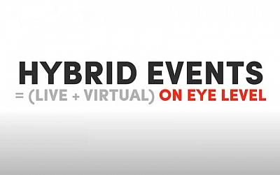 Hibridni eventi - dizajn i organizacija događanja u post-korona svijetu