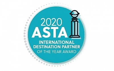 """ASTA proglasila Hrvatsku """"Medunarodnom destinacijom godine 2020."""""""